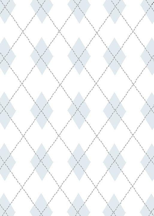Argyle, Muster, Diamant, Design, Geometrischen, Raute