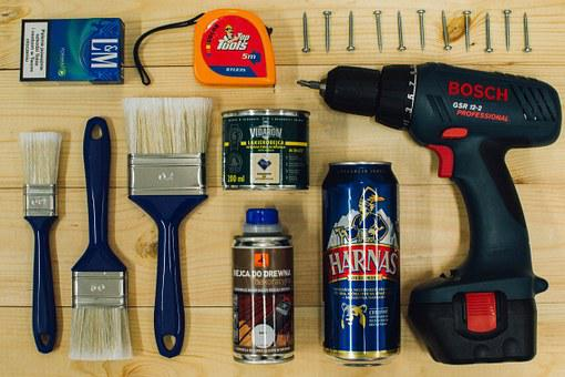 Diy Beer Man Work Home Renovation Decorati