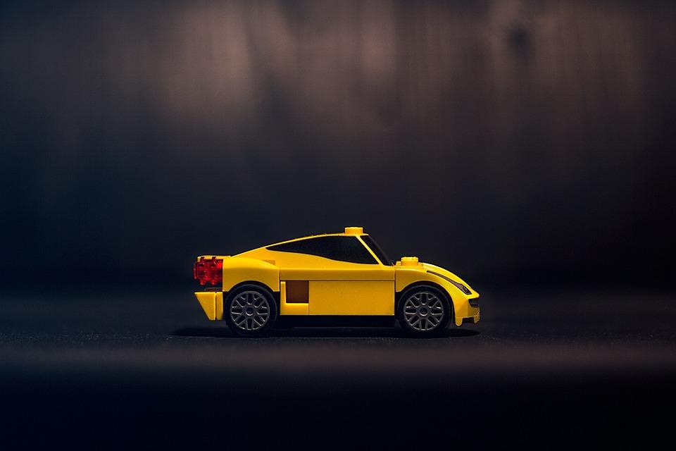 Lego, Ferrari, Car, Race, Set, Toy, Track, Symbol