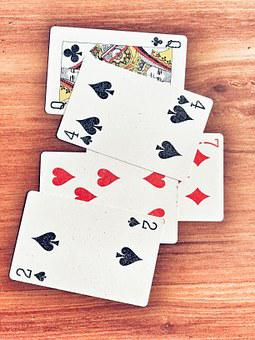 Play, Cards, Game, Fun, Playing Cards