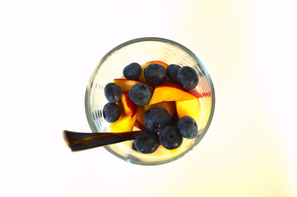 Obstsalat Fruchte Lebensmittel Kostenloses Foto Auf Pixabay