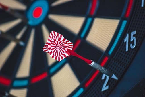 Dart Board, Game, Target, Competition