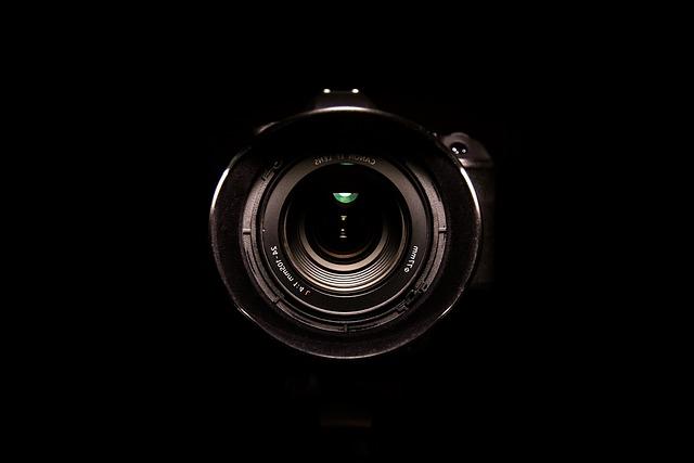 Free Photo Camera Lens Photography Free Image On