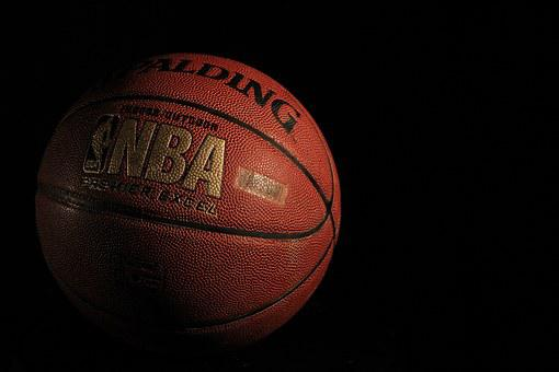 Basketball, Spalding, Ball, Sport, Game
