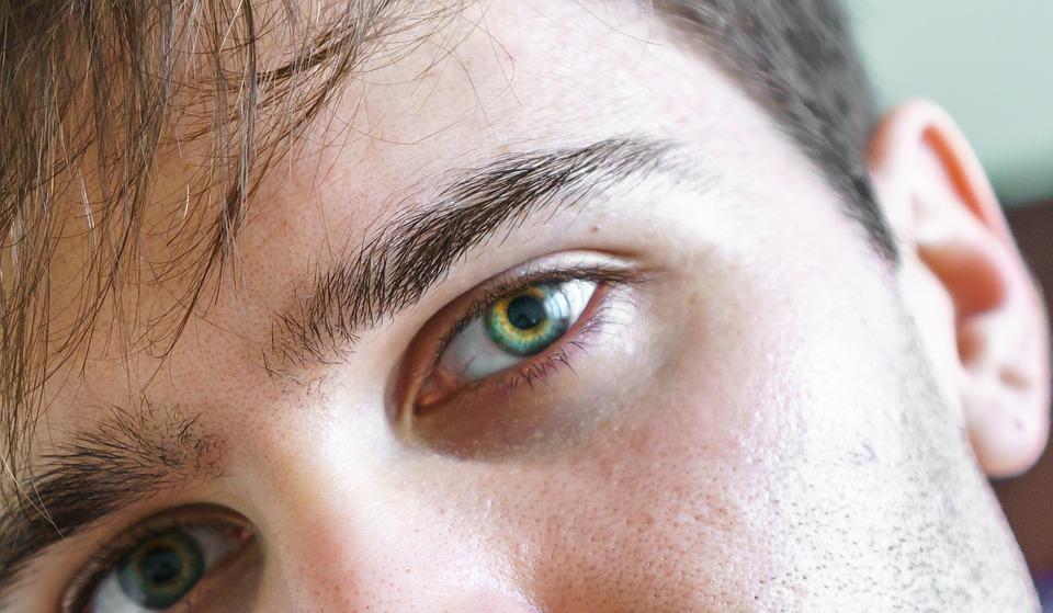 Eyes, Man, Male, Face, Person, Model, Caucasian