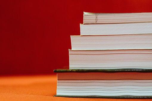 書籍, スタック, 読書, 読み取り, 教育, 学校, ライブラリ, 知識