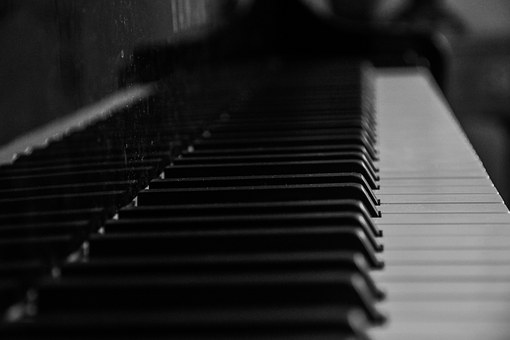 Piano, Keys, Instrument, Music, Musical