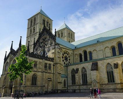 Münster, Saint Paul'S Cathedral, Church