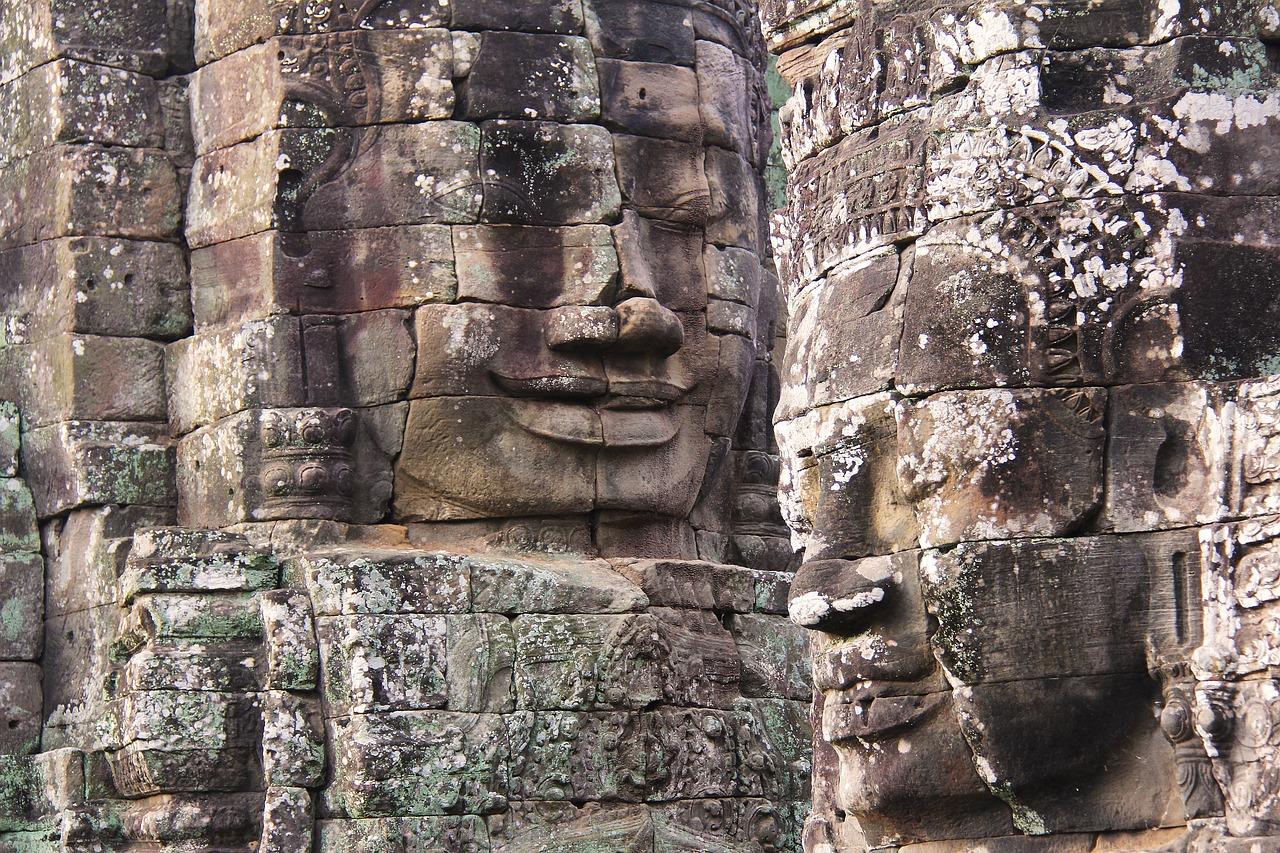 バイヨン寺院 寺 旅行 - Pixabayの無料写真