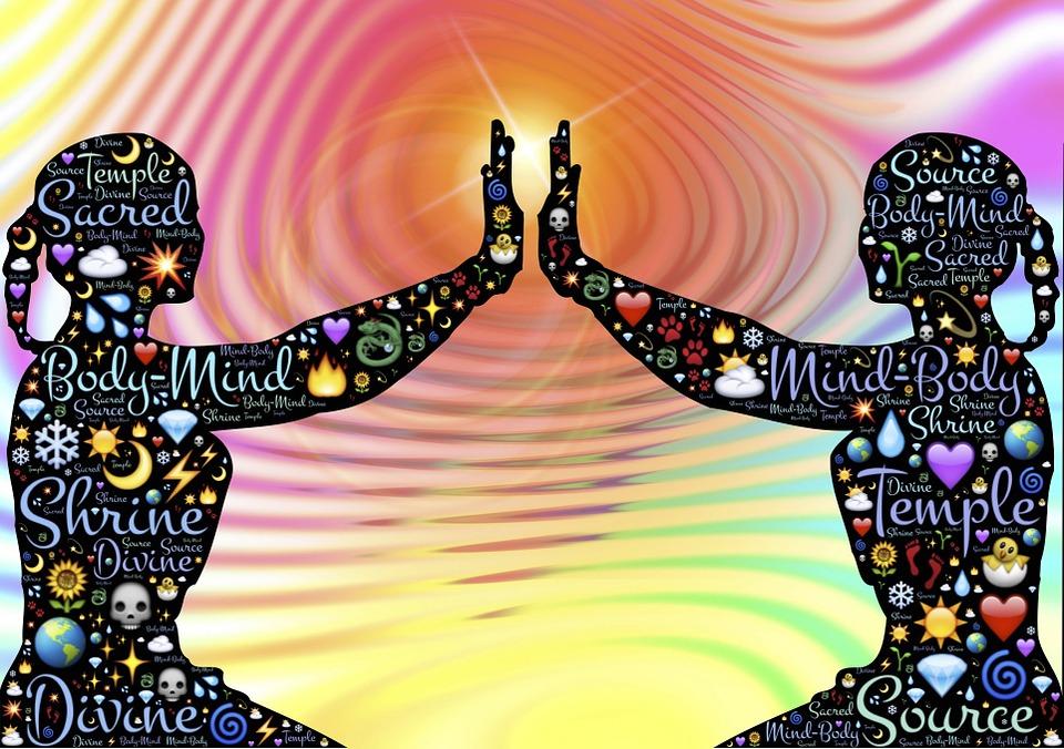 Vivo, Energia, Divino, Corpo-Mente, Mente-Corpo, Fede