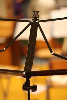 Musique Chorale Chant Score Norme Instrume
