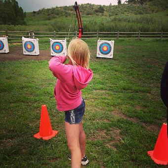 Target, Arrow, Aim, Archery, Archery