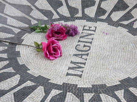 Strawberry Fields, Imagine, John Lennon