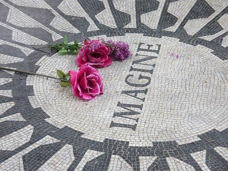 Strawberry Fields, Imagine, John Lennon
