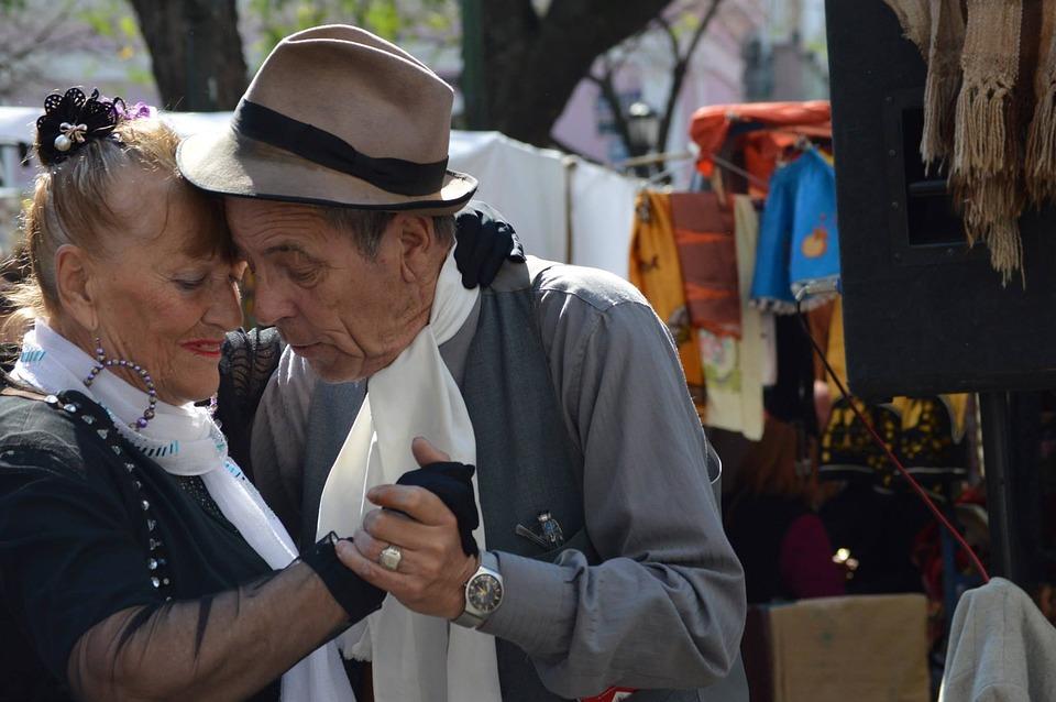 Tango, Argentina, Buenos Aires, Latim, Dança