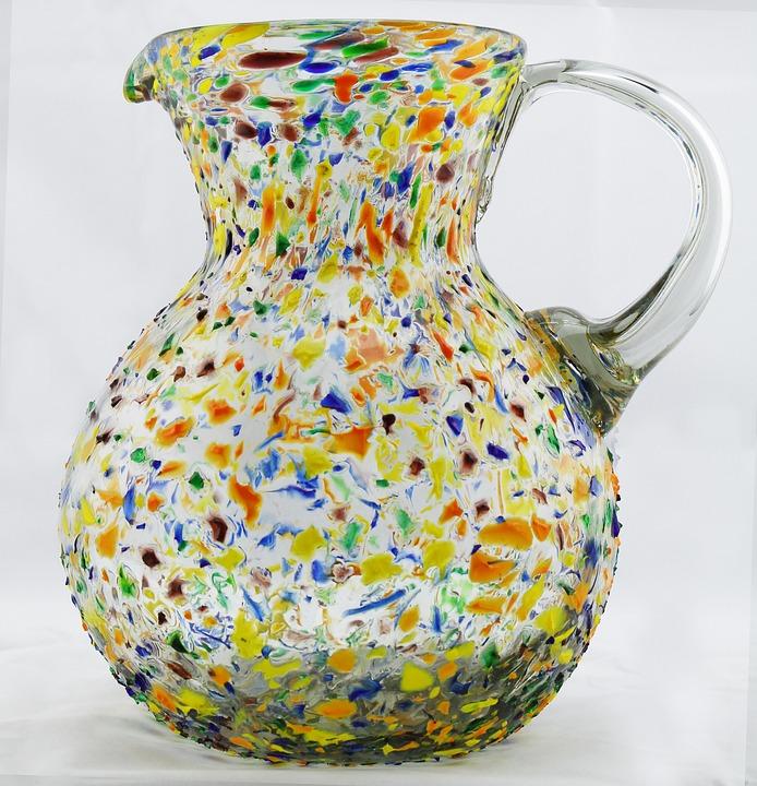 Vase Pitcher Glass Free Photo On Pixabay