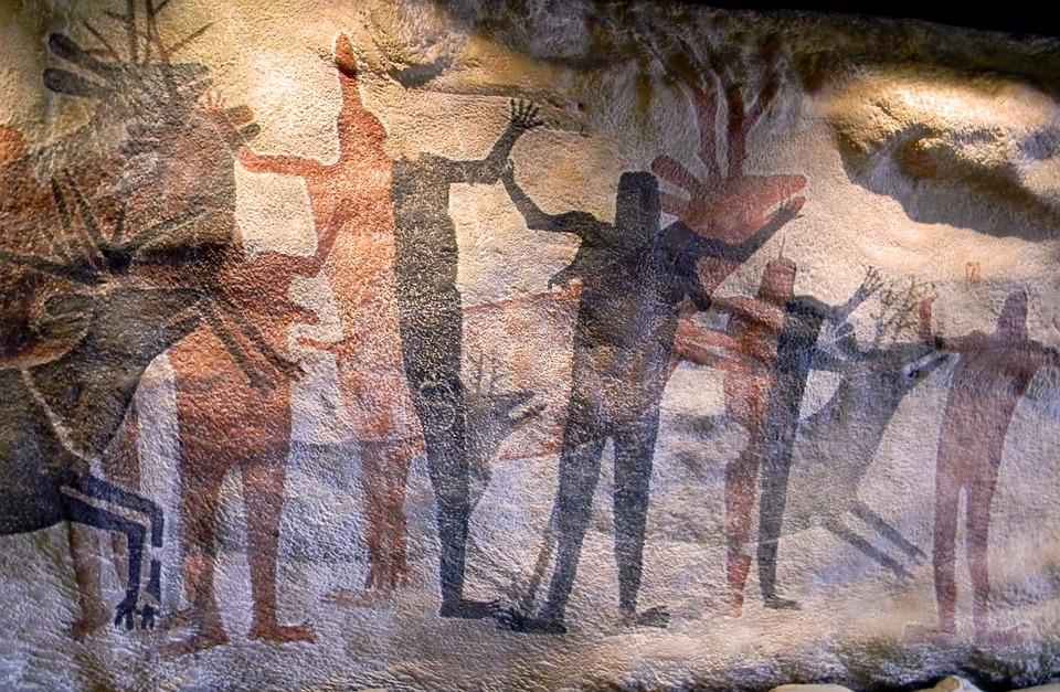 Cave De Peinture, Préhistorique, Rupestre, Historique