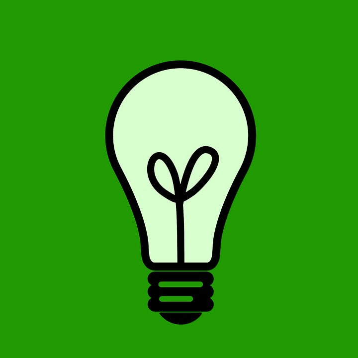 Ideas Green Idea Concept Symbol