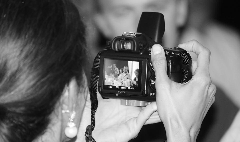 Photo, Camera, Wedding Photography, Photographer, Human