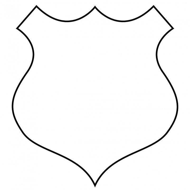 Badge Shield Symbol 183 Free Image On Pixabay