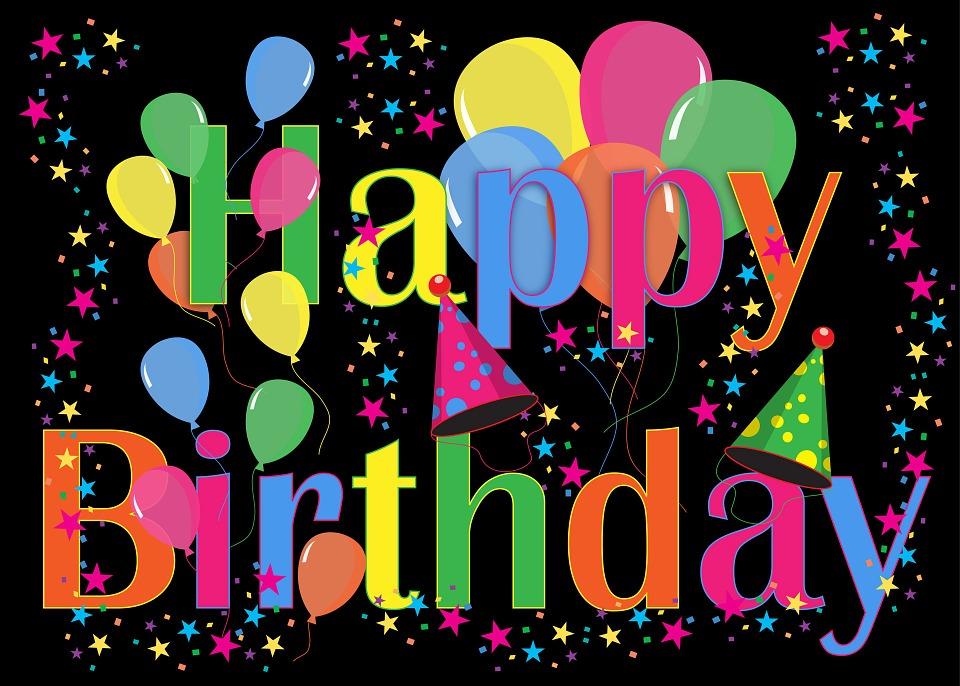 Birthday, Background, Happy, Happy Birthday