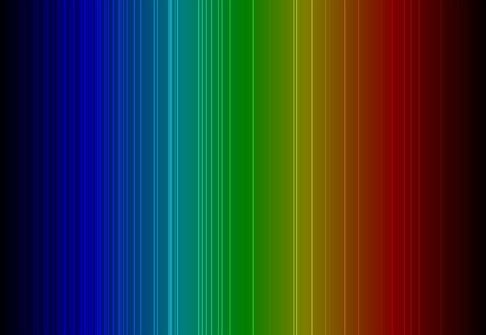 Spektrum Farben Regenbogen Kostenloses Bild Auf Pixabay