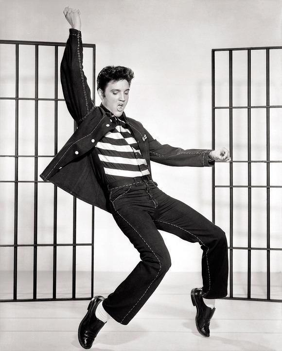 Elvis Presley Ritmo Del Rock · Foto gratis en Pixabay