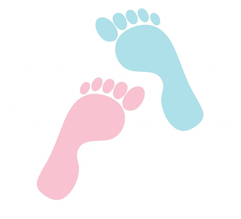 free baby handprint clipart - photo #26