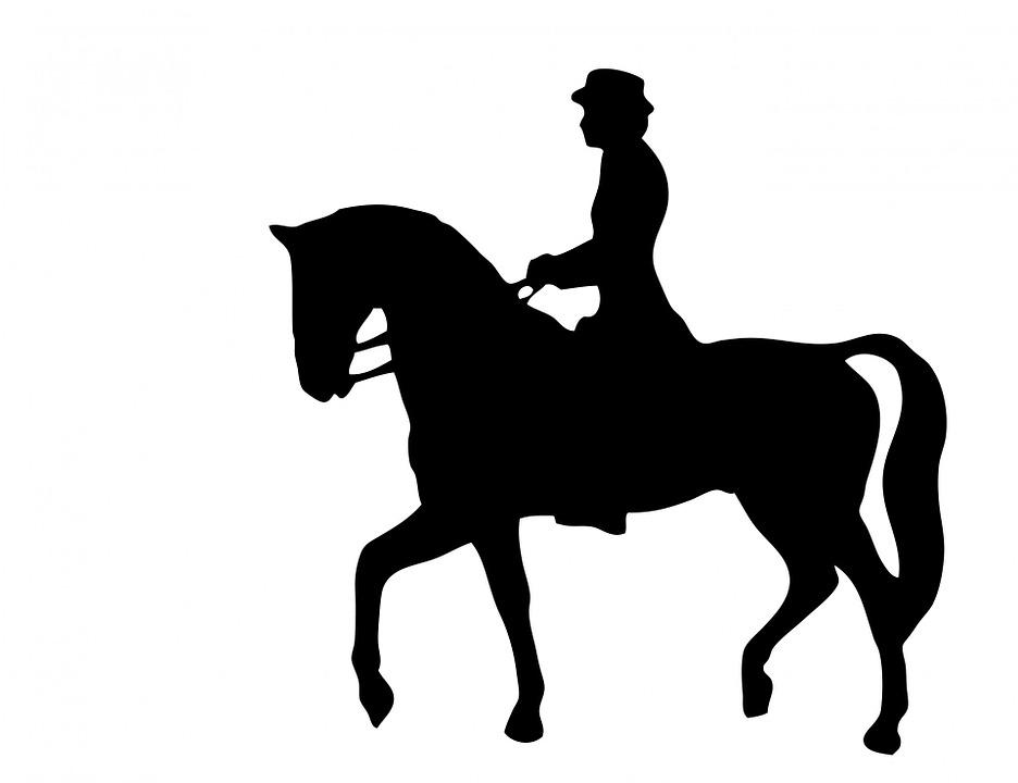 horse clip art free silhouette - photo #33