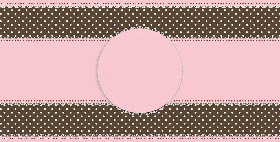 Hot Pink Polka Dot Borders Www Pixshark Com Images