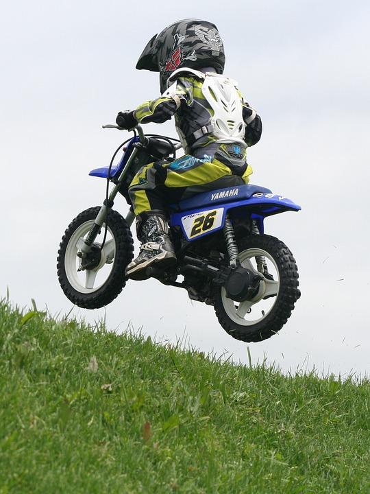 Muda Anak Laki Motocross Foto Gratis Di Pixabay
