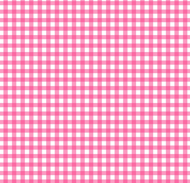 pink white. Checks Checked Gingham Pink White Background