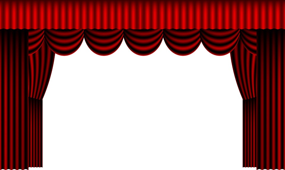 Free illustration Curtain Theatre Theater Curtain Free Image