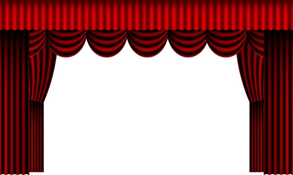 Cortina Teatro De · Imagen Gratis En Pixabay