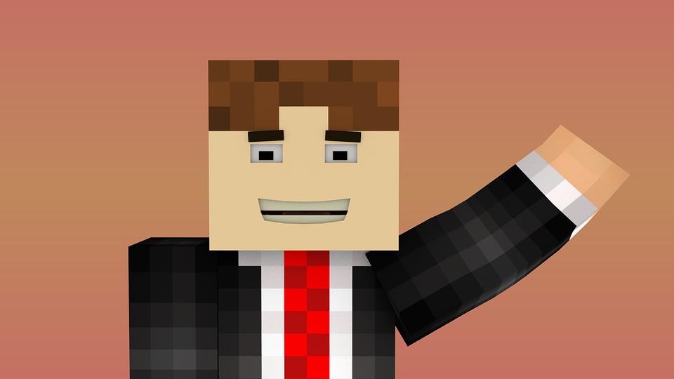 Minecraft Character Skin Free Image On Pixabay