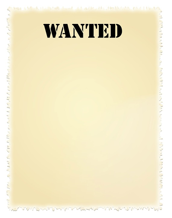 Wanted Poster · Free image on Pixabay