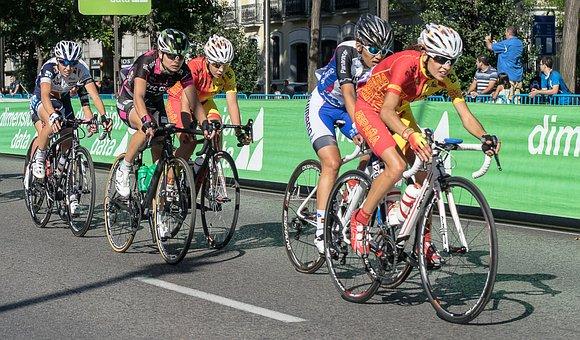 Deporte, Ciclistas, Tour, La Vuelta