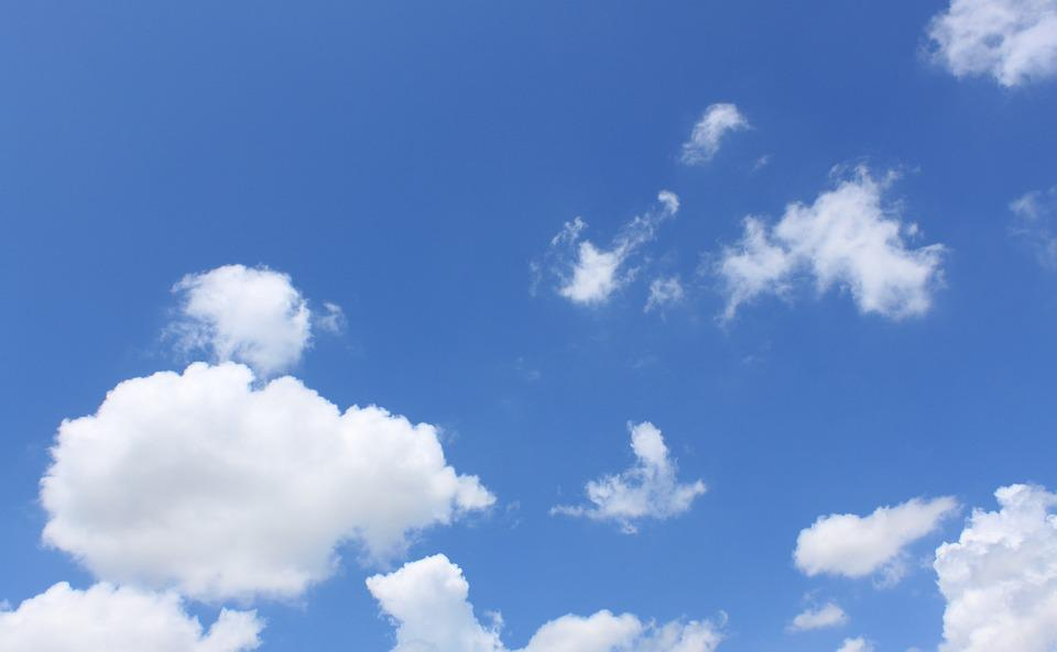 Foto gratis: Nuvole, Cielo, Blu - Immagine gratis su ...