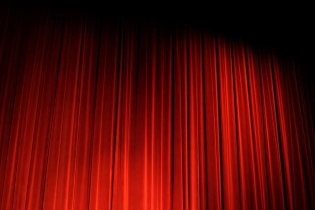 Gratis foto: Gordijn, Rood, Stadium, Theater - Gratis afbeelding op Pixabay - 939464