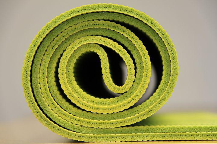 Yoga, Yogamat, Groente, Yoga, Yoga, Yoga