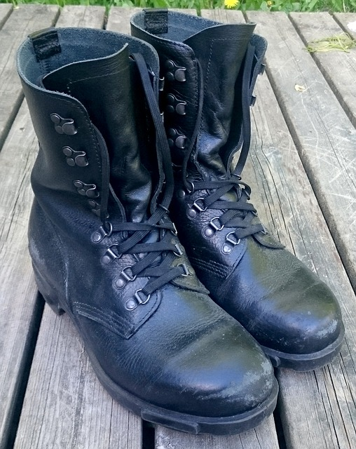 Free Photo Boots Army Boots Army Military Free Image
