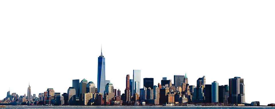 Free Illustration Panorama New York United States Free Image - Is new york in the united states