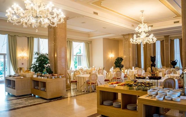 Hotel Elegant Breakfast 183 Free Photo On Pixabay