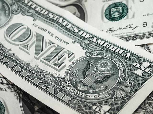 銀行のノート, ドル, 私たちのドル, Usd, お金, 資金, 札, 紙のお金, ファイナンス, 通貨
