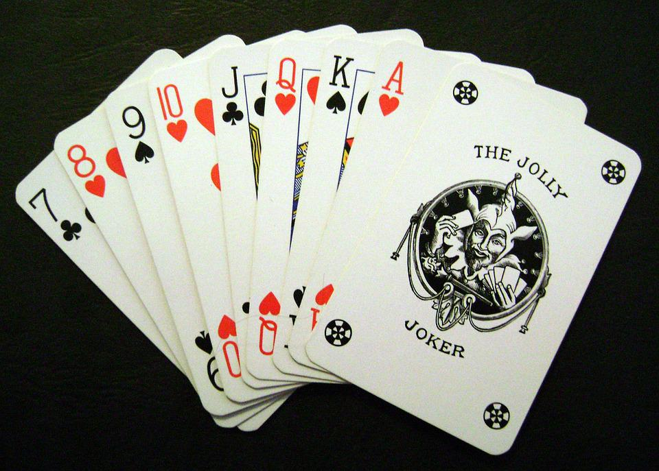Free Photo Card Game Playing Cards Joker  Free Image On