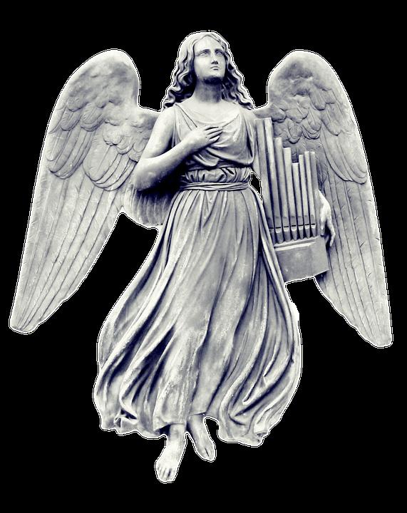 Angel Angelic Wings Heaven Religion