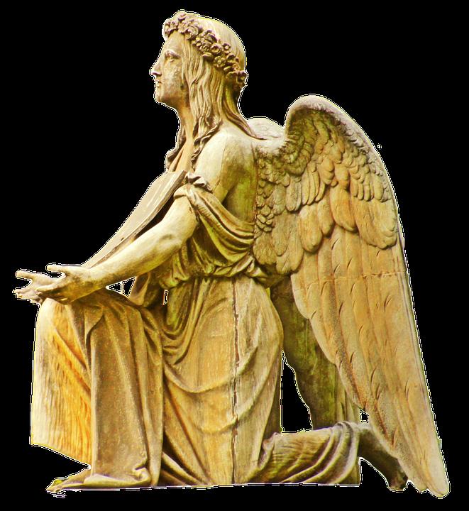 Engel, Engelchen, Engel Flügel, Weiß, Himmel, Religion