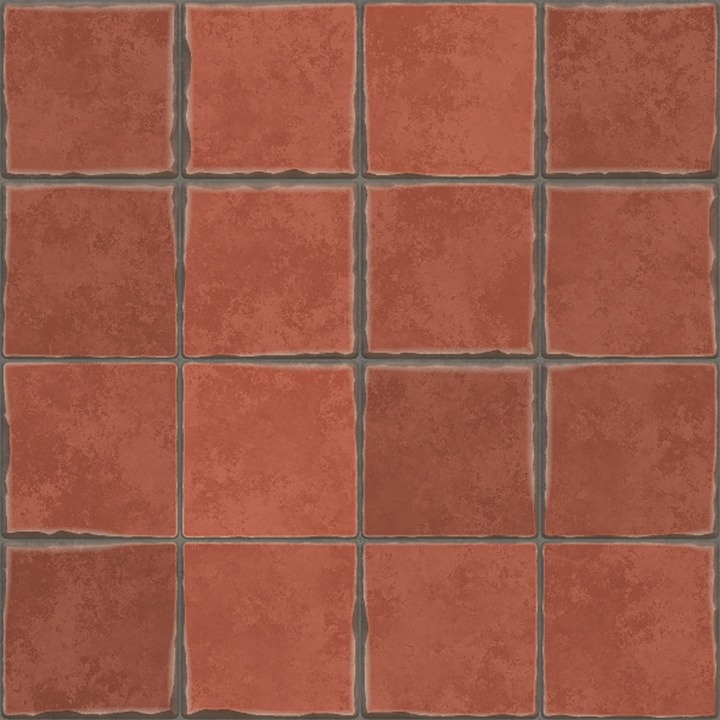 Terracotta Tiles, Spanish Tile, Hand Made, Floor, Wall