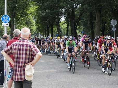 Tour De France, Cycling, Utrecht 2015