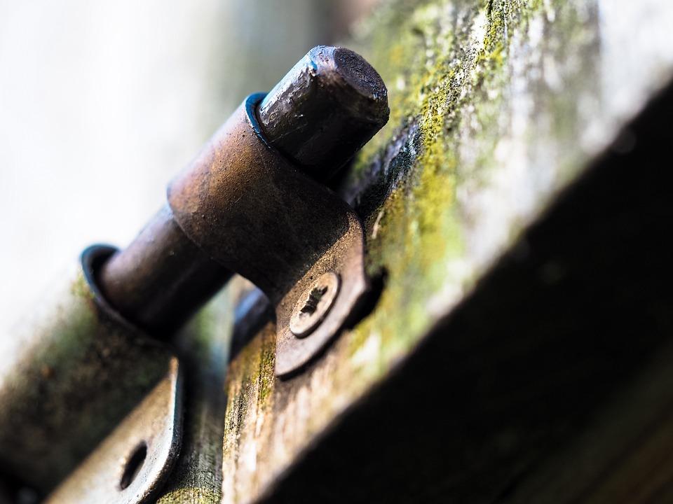 Schloss Verriegelung Holz Kostenloses Foto Auf Pixabay